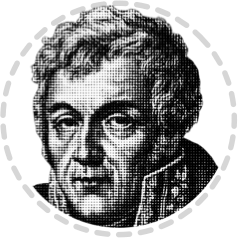 Gerhard David von Scharnhorst, preußischer Generalleutnant und Heeresreformer